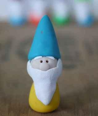120 easy to try diy polymer clay fairy garden ideas (42)