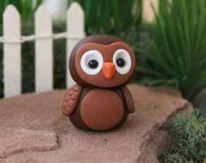 120 easy to try diy polymer clay fairy garden ideas (6)