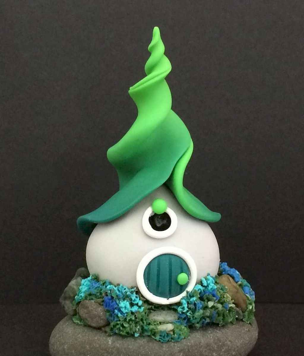 Easy Landscaping Ideas You Can Try: 120 Easy To Try Diy Polymer Clay Fairy Garden Ideas (75