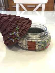 120 easy to try diy polymer clay fairy garden ideas (91)