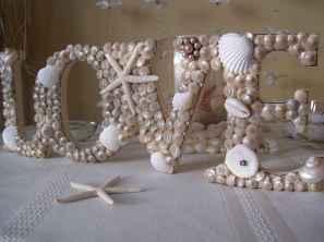 22 easy diy glitter shell crafts ideas (18)