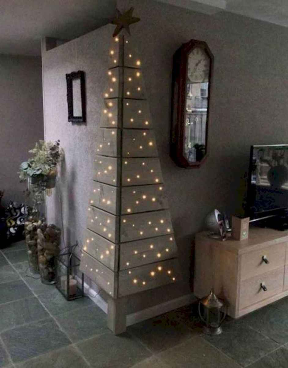 25 awesome christmas decorations apartment ideas (31)