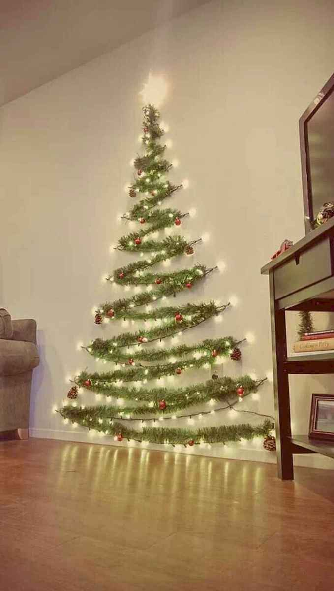 25 awesome christmas decorations apartment ideas (40)