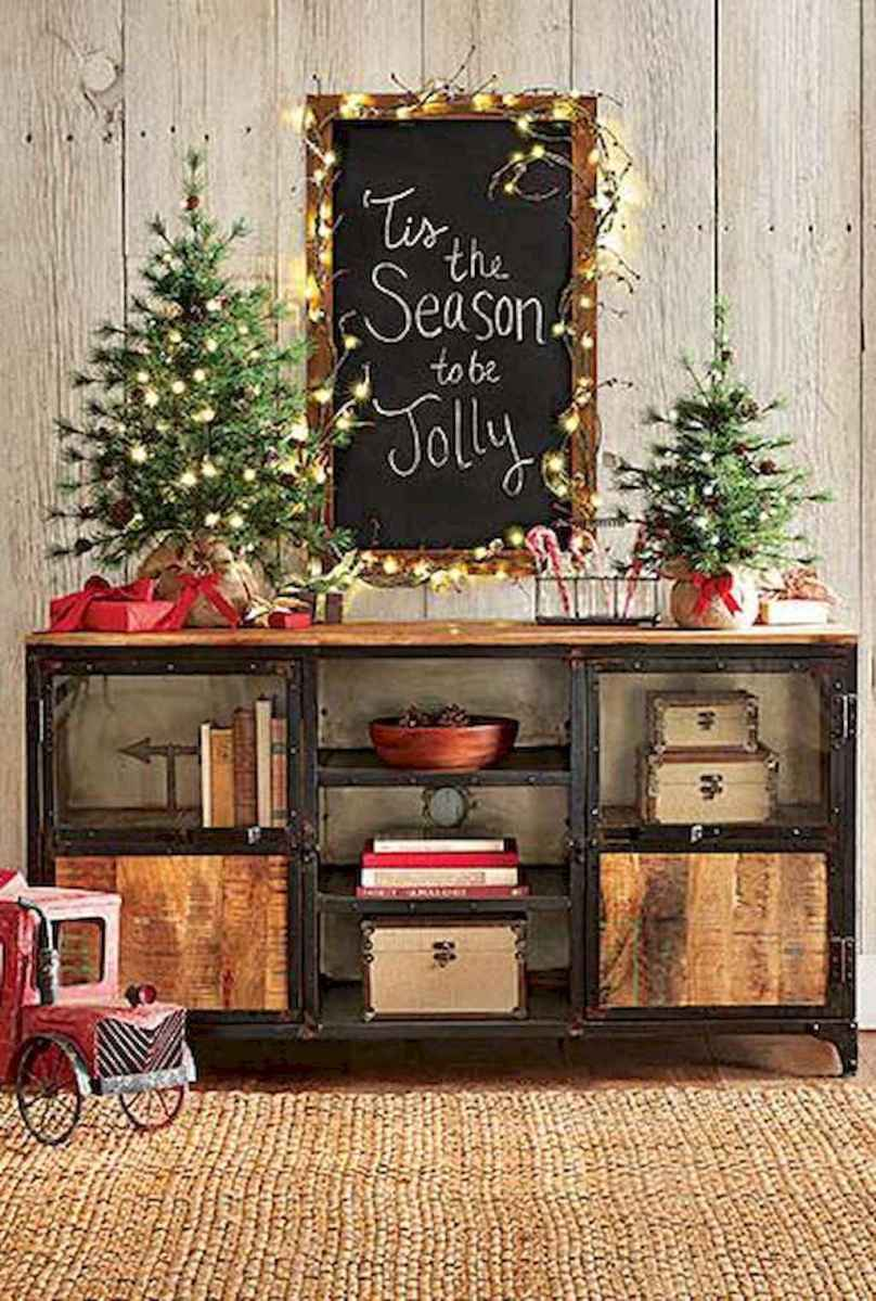 25 awesome christmas decorations apartment ideas (41)