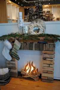 25 awesome christmas decorations apartment ideas (43)