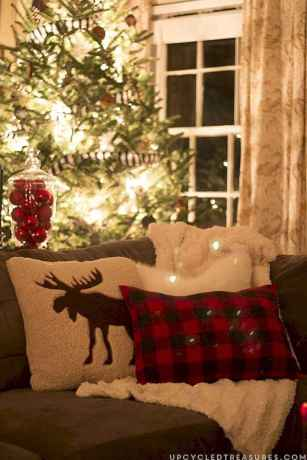 25 awesome christmas decorations apartment ideas (46)