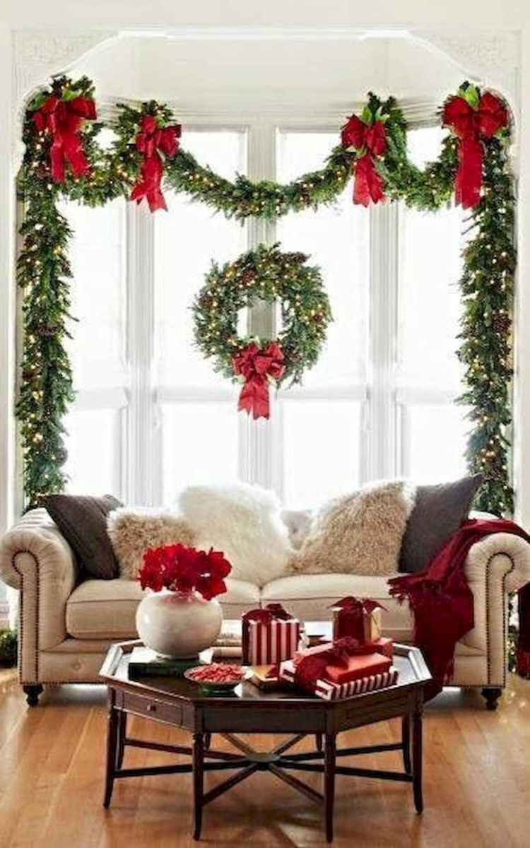 25 awesome christmas decorations apartment ideas (47)