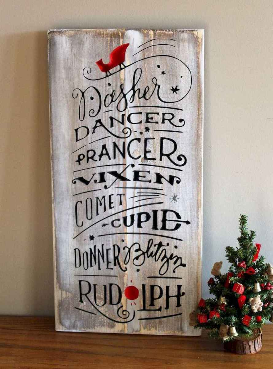 25 gorgeous diy crafts wooden christmas ideas (19)