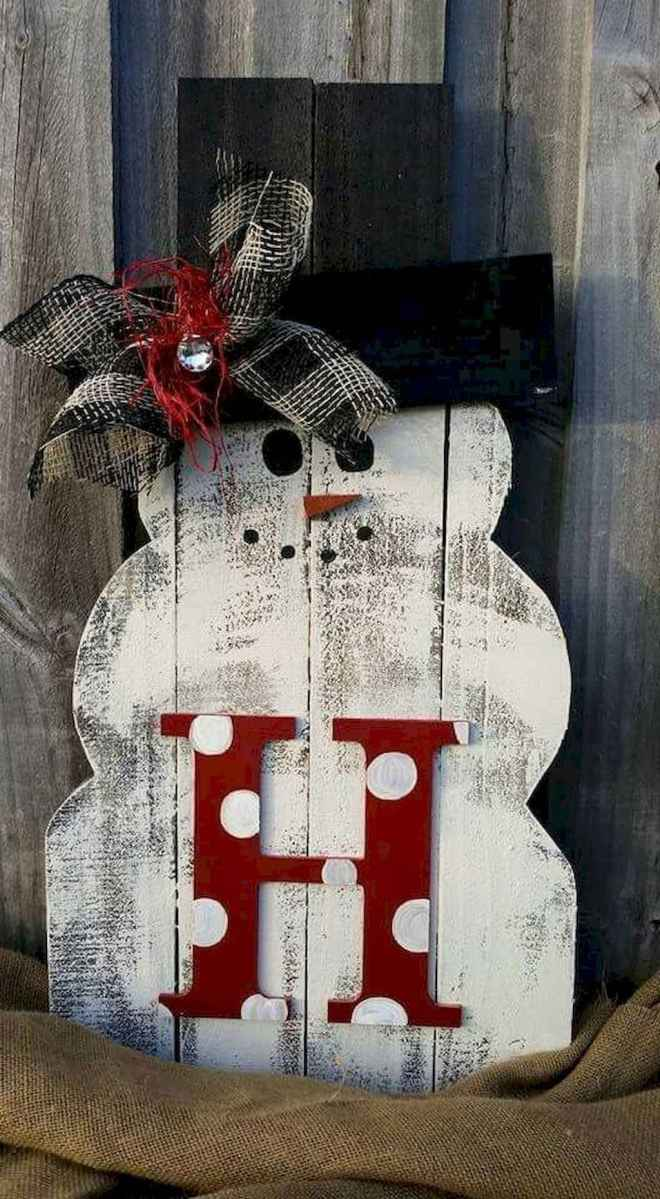 25 gorgeous diy crafts wooden christmas ideas (22)