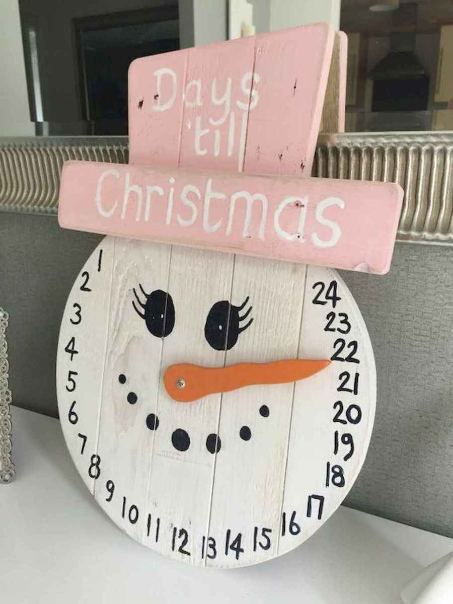 25 gorgeous diy crafts wooden christmas ideas (6)