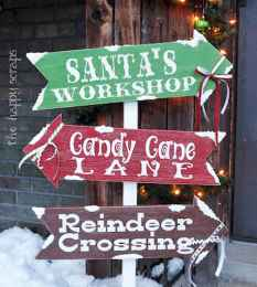 28 outdoor christmas decorations ideas (24)