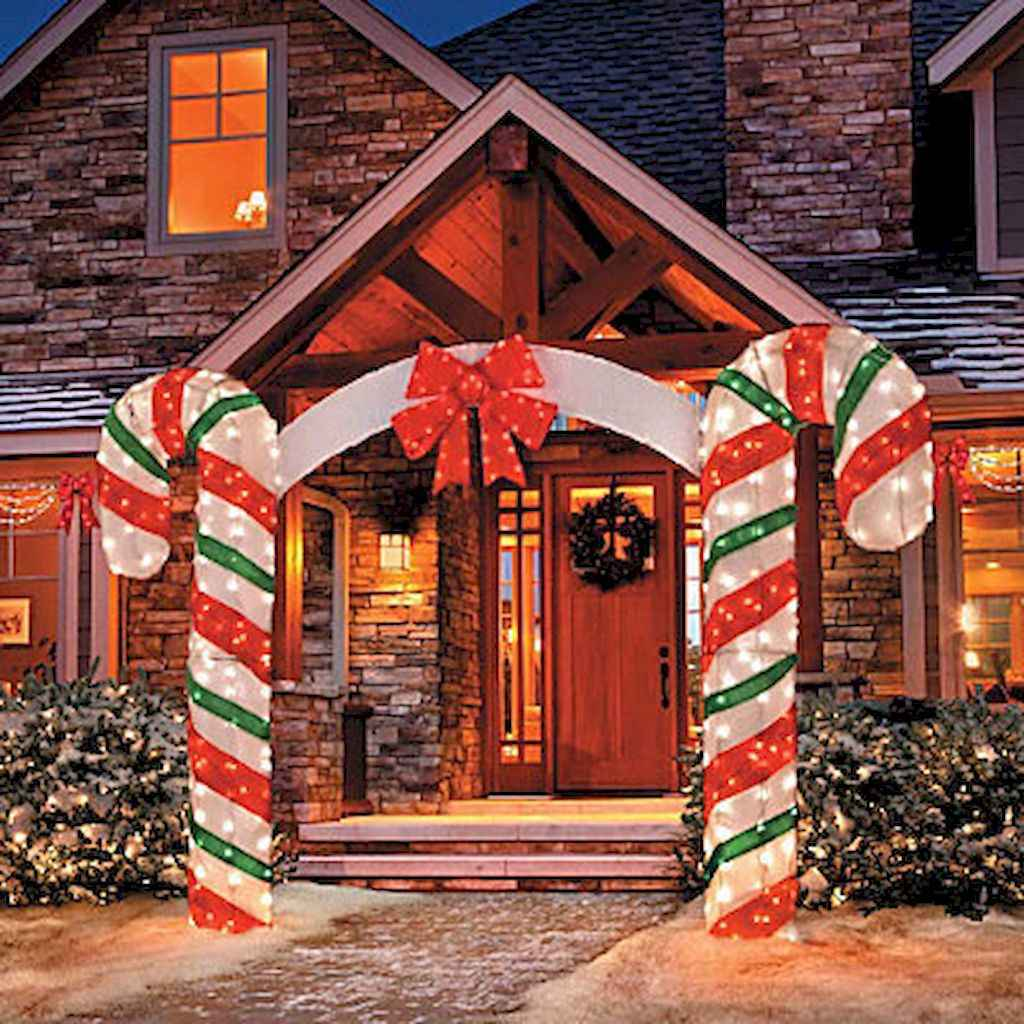 28 outdoor christmas decorations ideas (27)