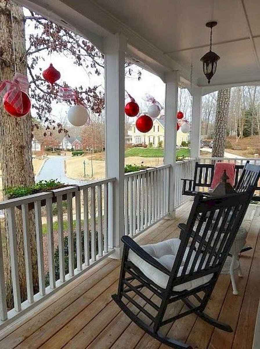 28 outdoor christmas decorations ideas (28)