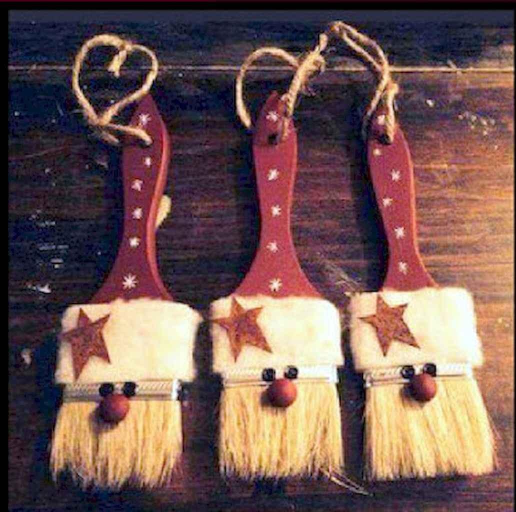 30 cheap diy dollar store christmas decor ideas (19)
