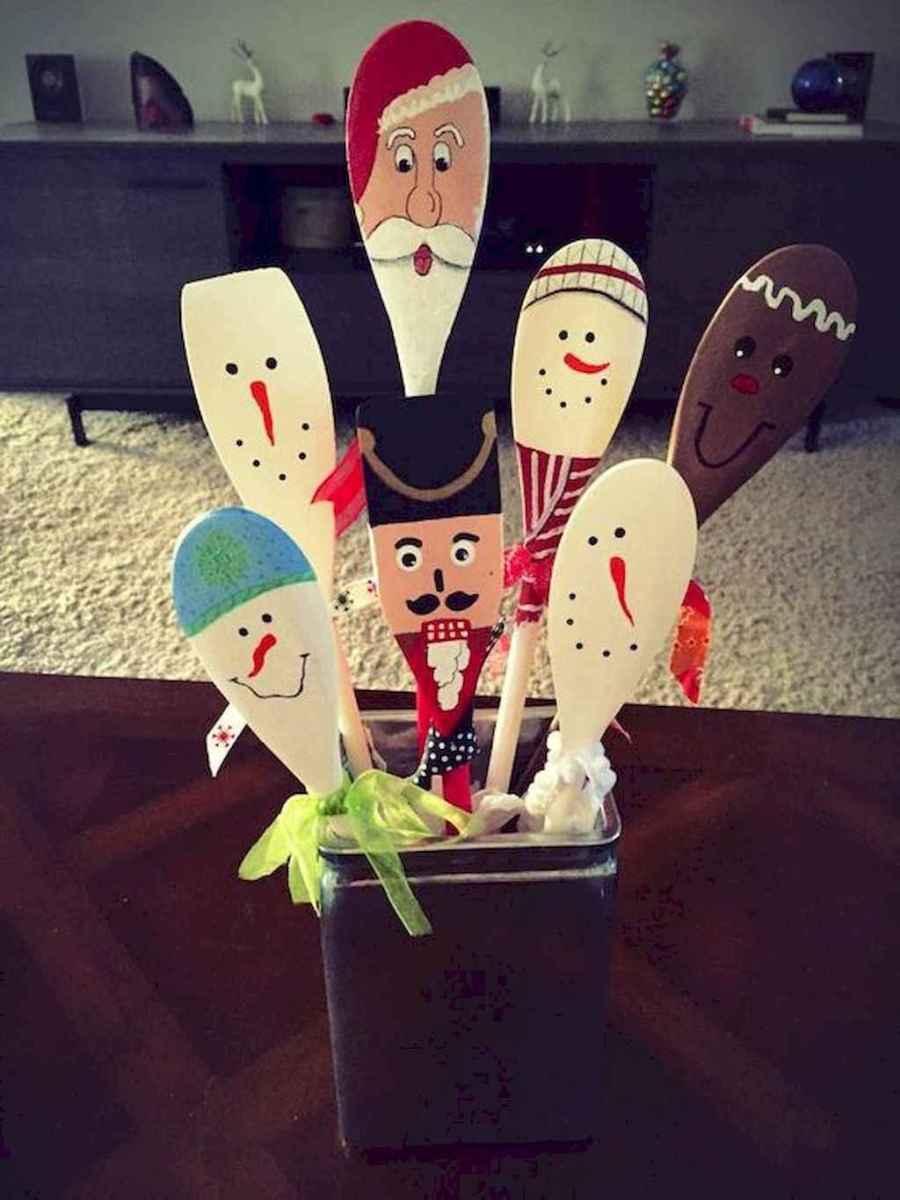 30 cheap diy dollar store christmas decor ideas (9)