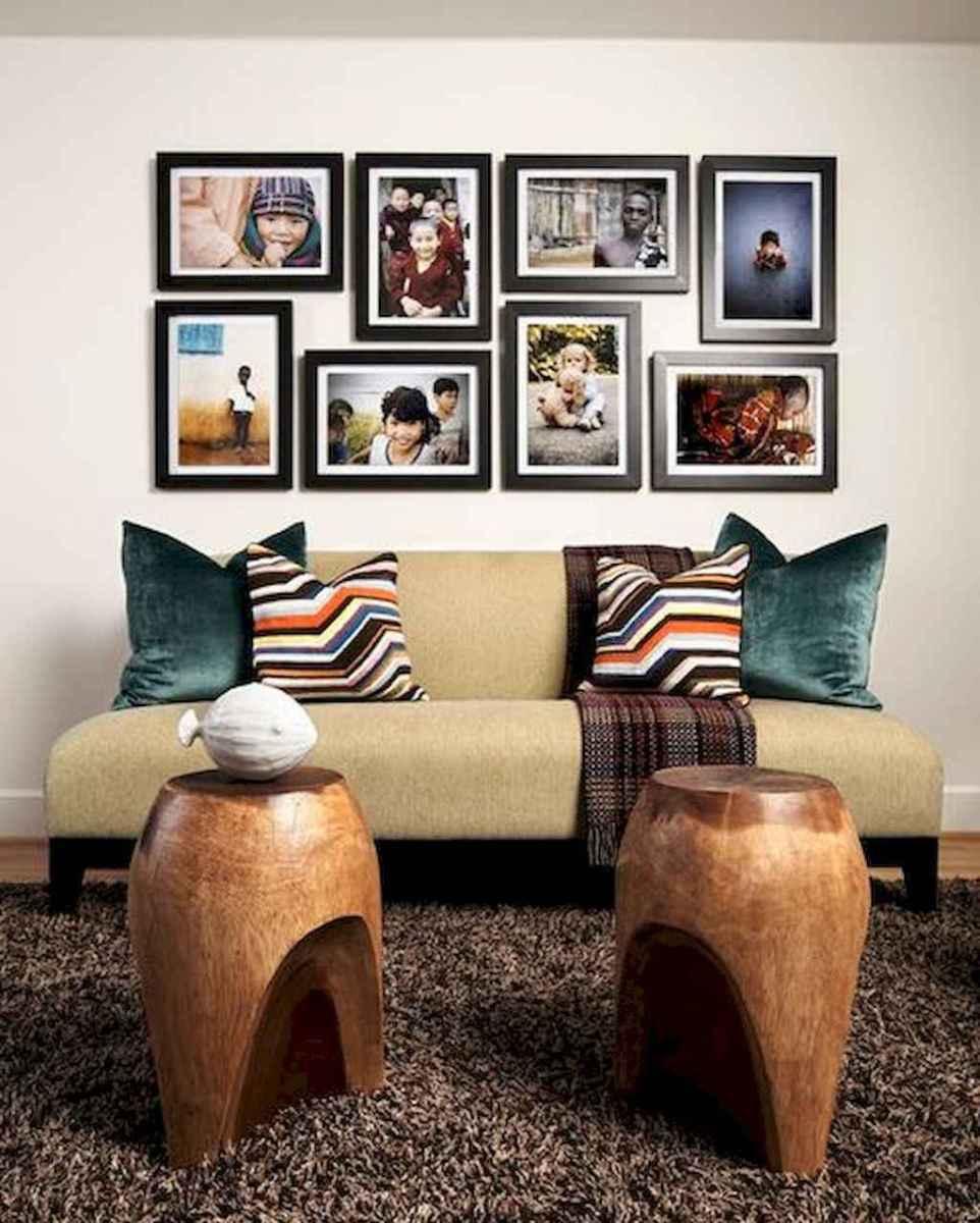 40 diy family photos display ideas for apartment decor (10)