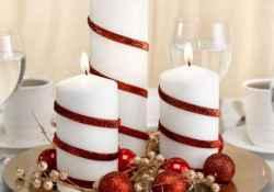 44 stunning mesa centerpiece christmas decor ideas (41)