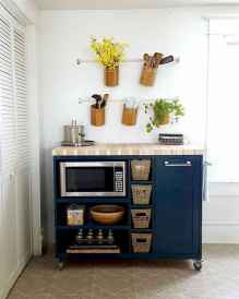 50 amazing small apartment kitchen decor ideas (3)