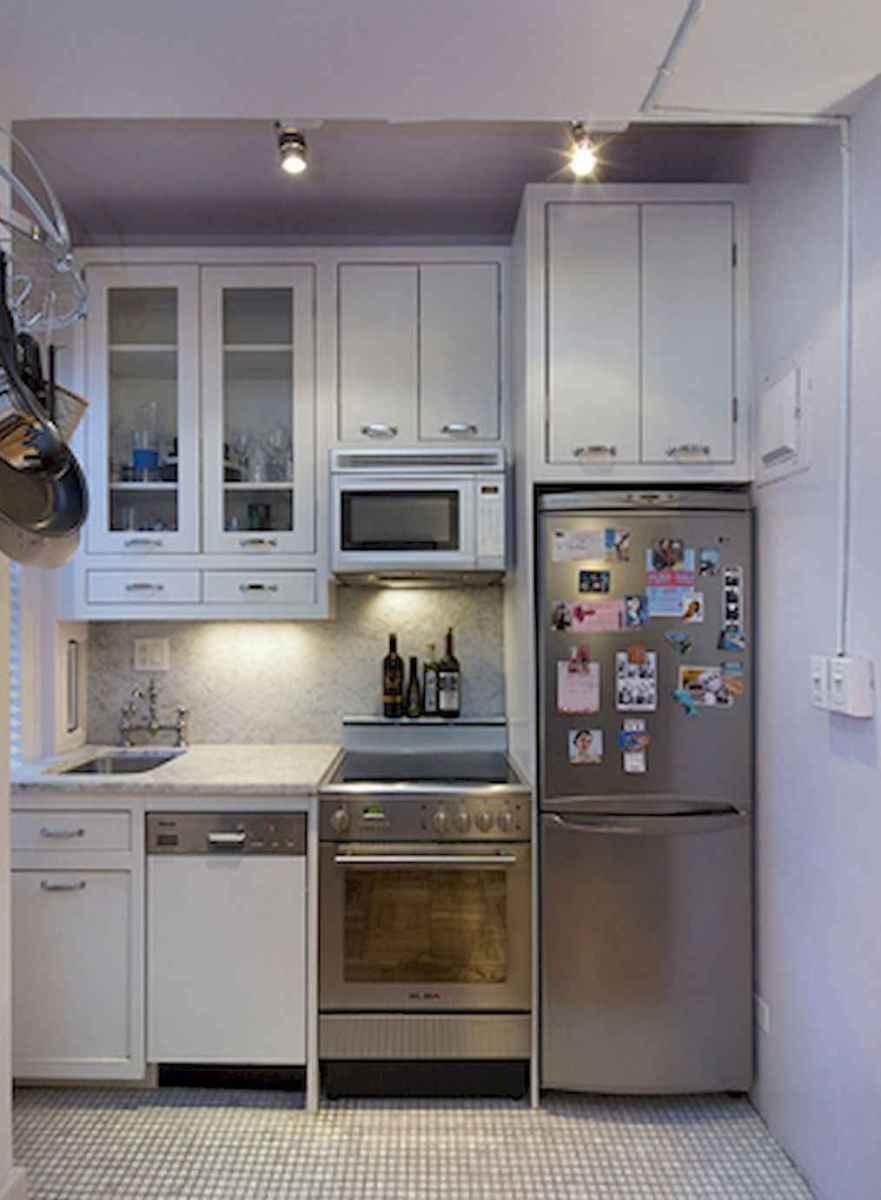 Small Apartment Balcony Garden Ideas: 50 Amazing Small Apartment Kitchen Decor Ideas (37