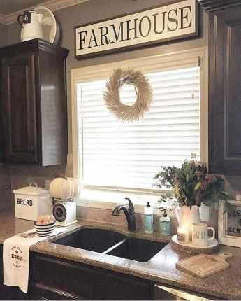 50 Elegant Farmhouse Kitchen Decor Ideas - Roomadness.Com