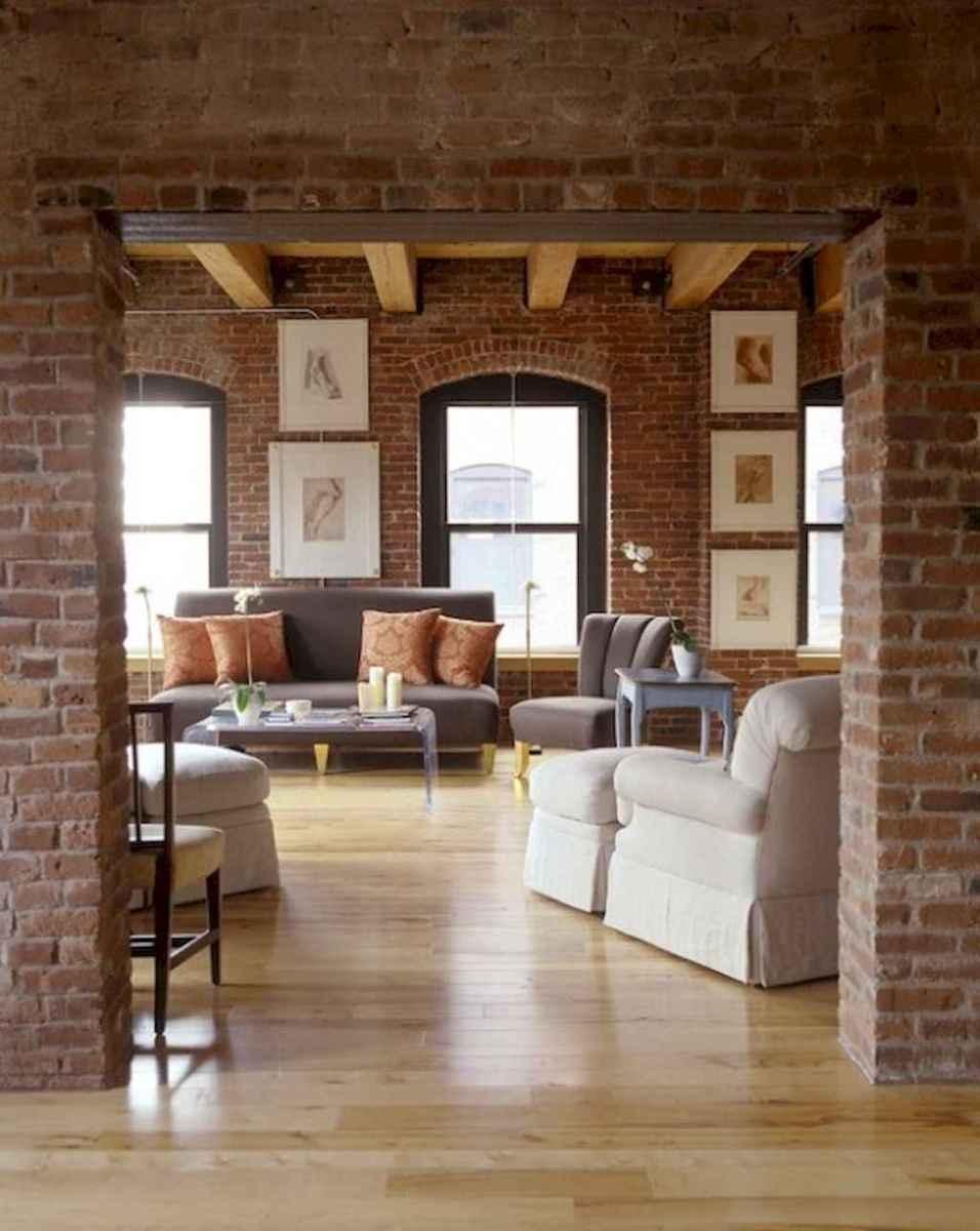 50 elegant rustic apartment living room decor ideas (2)