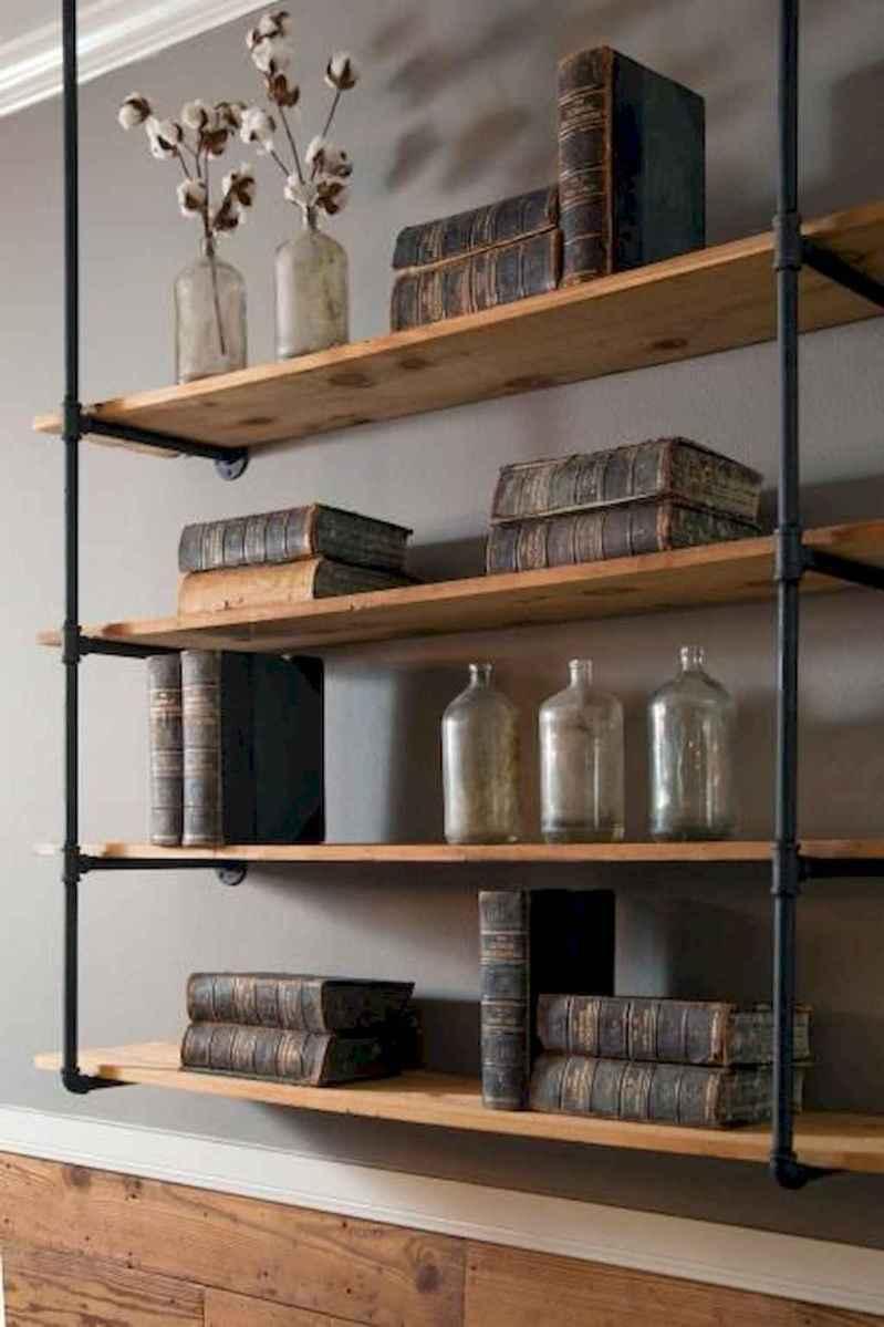 50 elegant rustic apartment living room decor ideas (22)