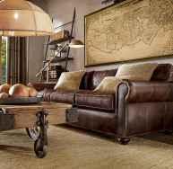 50 elegant rustic apartment living room decor ideas (33)