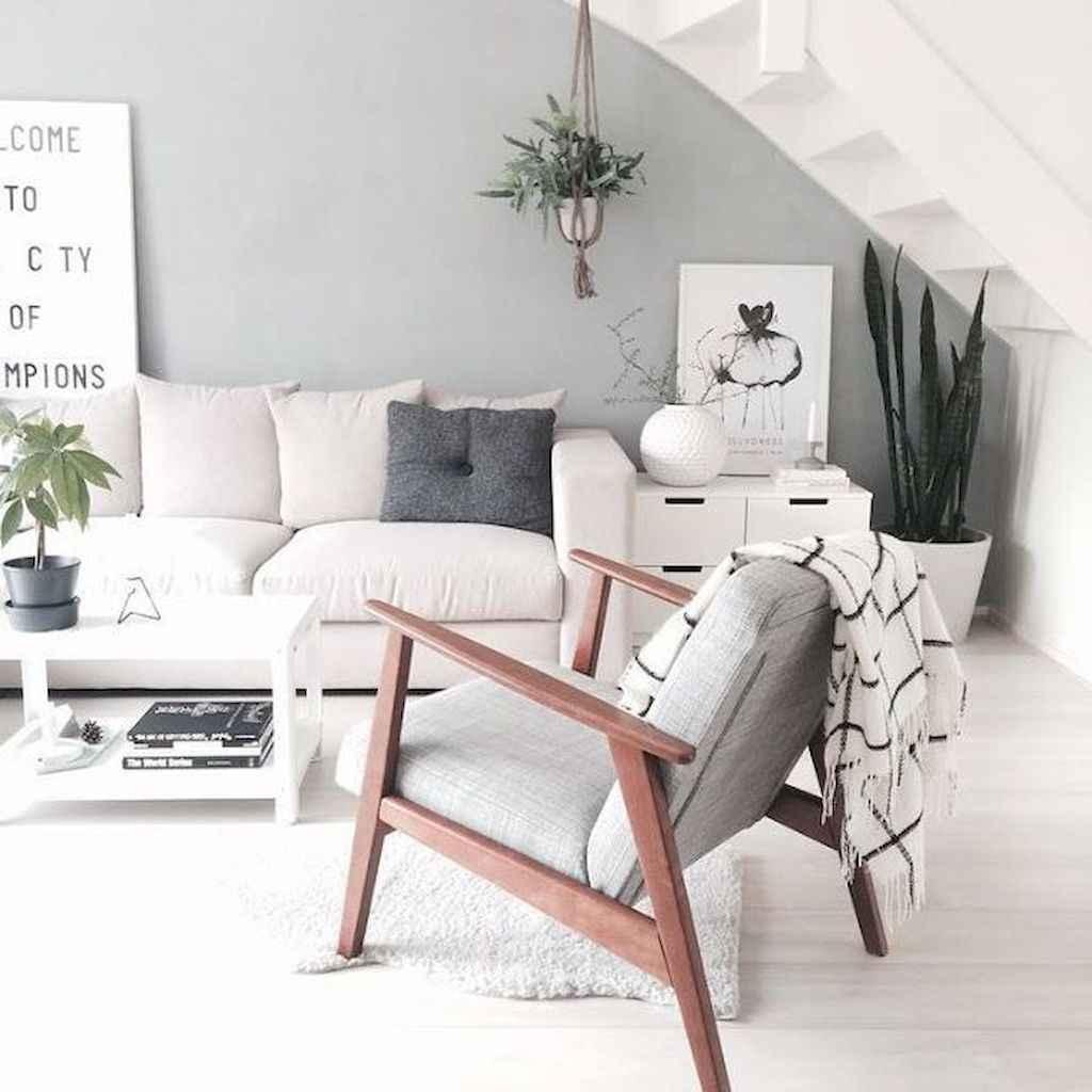 50 elegant rustic apartment living room decor ideas (39)