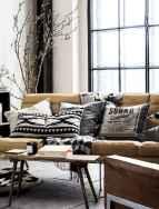 50 elegant rustic apartment living room decor ideas (9)