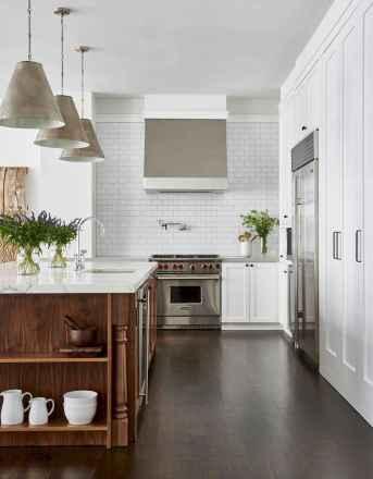 50 fabulous apartment kitchen cabinets decor ideas (38)