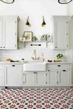 50 fabulous apartment kitchen cabinets decor ideas (48)