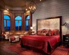 50 romantic valentine bedroom decor ideas (42)