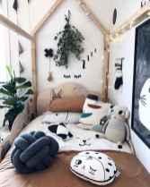 50 stunning vintage apartment bedroom decor ideas (18)