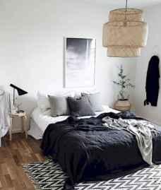 50 stunning vintage apartment bedroom decor ideas (41)