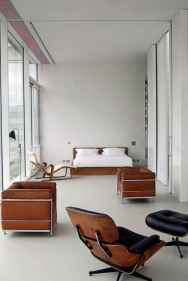 50 stunning vintage apartment bedroom decor ideas (7)