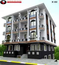 50 marvelous modern facade apartment decor ideas (22)