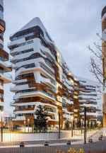 50 marvelous modern facade apartment decor ideas (49)