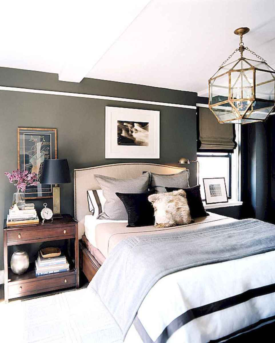 60 cool eclectic master bedroom decor ideas (14)