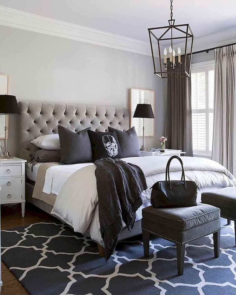 60 cool eclectic master bedroom decor ideas (28)