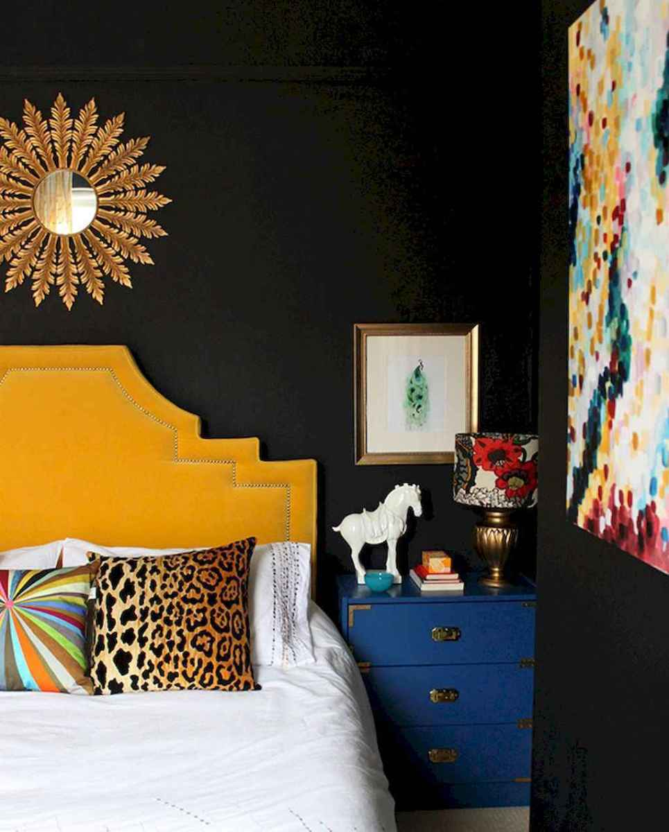 60 cool eclectic master bedroom decor ideas (30)