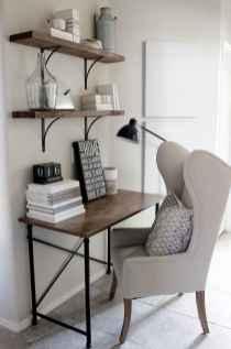 60 cool modern farmhouse living room decor ideas (2)