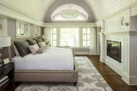 60 glamorous dream master bedroom decor ideas (47)