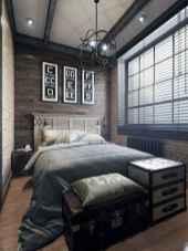 60 simply small master bedroom decor ideas (51)
