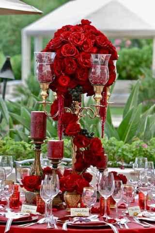 66 romantic valentines table settings decor ideas (48)