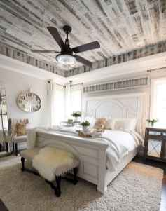 70 beautiful farmhouse master bedroom decor ideas (49)
