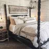 70 beautiful farmhouse master bedroom decor ideas (9)