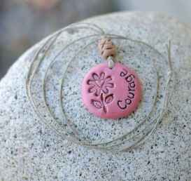 70 beauty and easy polymer clay ideas for beginners (43)