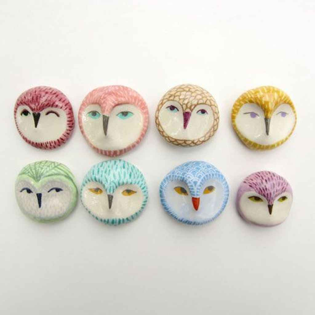 70 beauty and easy polymer clay ideas for beginners (9)