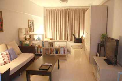 77 magnificent small studio apartment decor ideas (62)