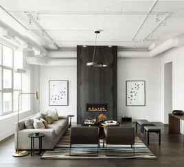 80 pretty modern apartment living room decor ideas (66)